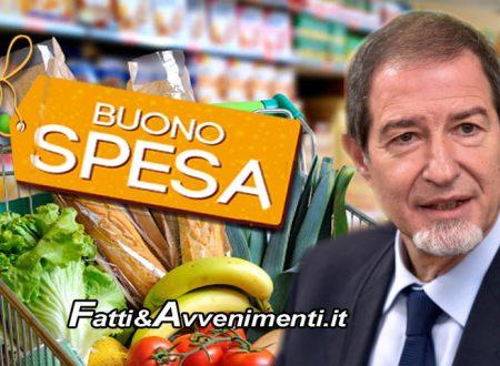 Sicilia. Bonus alimentare a famiglie indigenti: ecco a chi andranno i 100 milioni della Regione e i 40 statali
