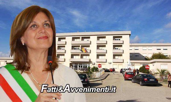 """Coronavirus. La Rocca Ruvolo: """"L'ospedale F.lli Parlapiano di Ribera potrebbe diventare Covid hospital"""""""