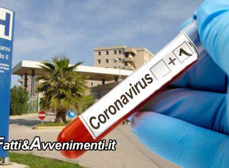 Sciacca.Coronavirus, dopo i 5 casi positivi oggi 60 operatori sanitari del Giovanni Paolo II sottoposti ai tamponi