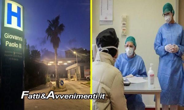 Coronavirus. Sciacca, Ribera, Menfi e S. Margherita: 12 i contagiati in provincia di Agrigento