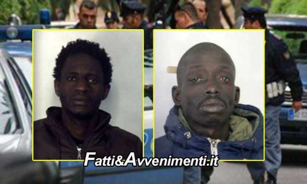 Catania. Due extracomunitari senza fissa dimora arrestati: sarebbero gli autori di 8 rapine violente in centro
