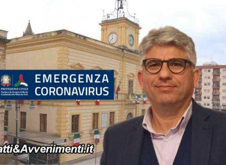 """Ribera, Coronavirus. Ruvolo a Pace: """"Costituire comitato che gestisca l'emergenza economica"""""""