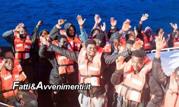 Migranti, richiesta di asilo nei paesi d'origine? Un'idea di Crocetta ripresa da FDI dopo la pronuncia della CEDU