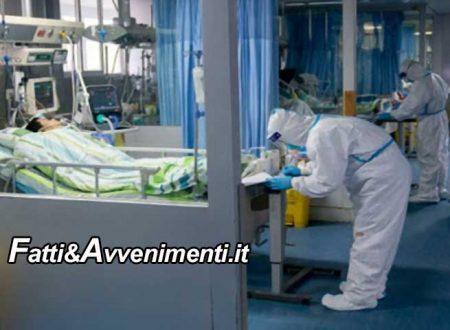 Sicilia. Coronavirus, sono 18 i casi positivi e la Regione predispone l'aumento dei posti in terapia intensiva