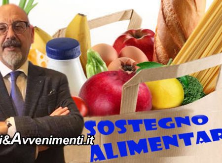 S.Margherita Belìce. Adottate misure urgenti di solidarietà alimentare per famiglie in stato di necessita