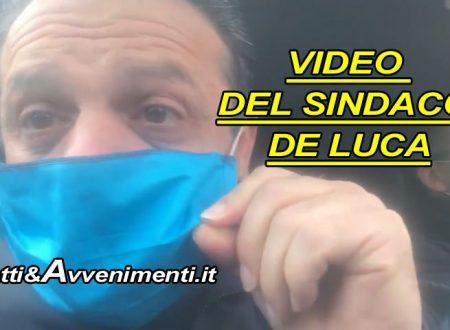 "Messina. ""Non a norma mascherine distribuite da Comune"", De Luca: ""E allora mandateci quelle a norma"""