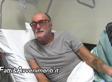 """Coronavirus. In coma a Bergamo ma non ci sono posti, lo  portano a Palermo e guarisce: """"Grazie mi tatuo la Sicilia"""""""
