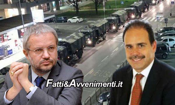 """Coronavirus. PD salva dirigenti, Borghi (Lega): """"Processano Salvini e chiedono scudo penale con 11mila morti"""""""