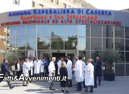 """Coronavirus. All'ospedale di Caserta 39enne guarito con il farmaco """"Remdesivir"""": è primo caso al Sud"""