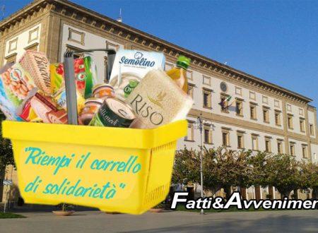 """Sciacca. """"Riempi il carrello di solidarietà"""": parte la colletta alimentare per famiglie bisognose"""