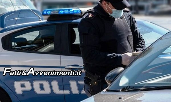 Sciacca. 50enne al Sovareto su auto di grossa cilidrata con hashish: patente ritirata e contestate norme anti-Covid