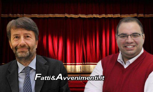 """Sciacca, Spettacolo. Monte scrive a Ministro Franceschini: """"Abbiamo paura, ricordatevi di noi"""""""