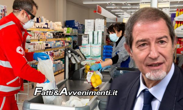 """Sicilia. Inizia la Fase 2, Musumeci firma nuova ordinanza: """"Obbligo di mascherine all'aperto e luoghi pubblici"""""""