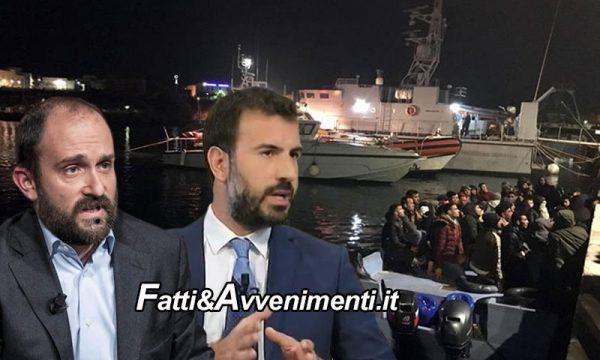 """Sinistra protesta per Porti Chiusi """"per finta"""", Lampedusani: """"Noi in quarantena e migranti passeggiano"""""""