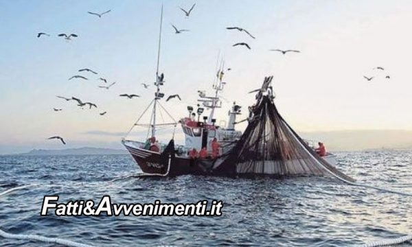 """Sicilia. Coronavirus. Ugl: rifinanziare """"fondo di garanzia per ristoro pescatori e imprese per calamità naturale"""""""