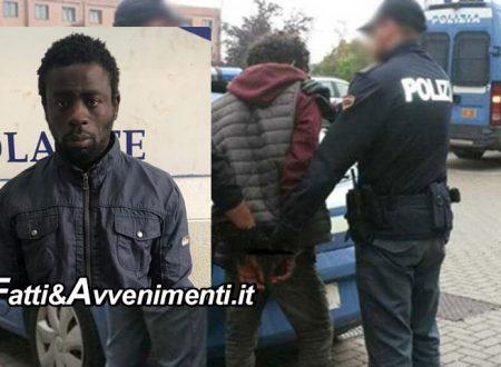 Catania. Rapina violenta: ghanese già espulso aggredisce un uomo a colpi di bottiglia di vetro, arrestato