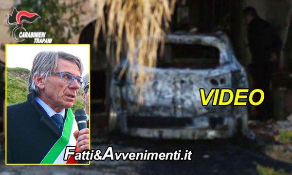 Gibellina (TP). 42Enne non ottiene casa popolare e punisce il sindaco dando fuoco alla sua auto: arrestato
