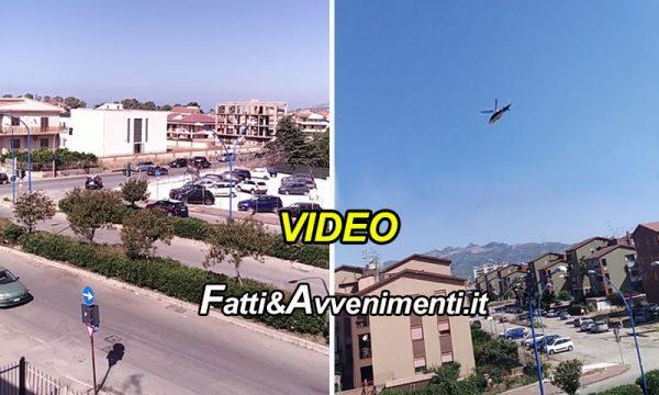 Ribera. Operazione dei carabinieri: impiegati auto ed elicotteri – VIDEO