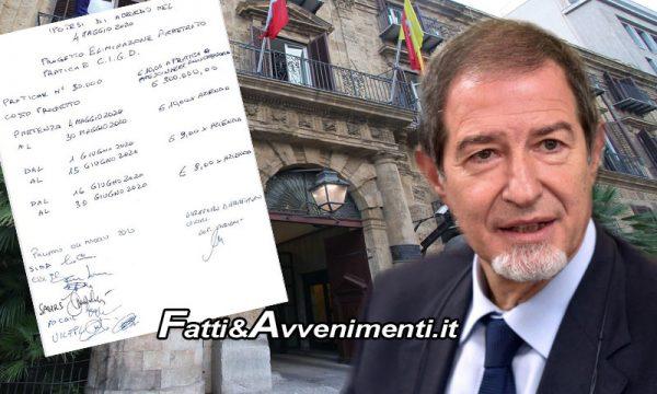 """Sicilia. Bonus a regionali per pratiche Cassa Integrazione, si dimette dirigente. Musumeci: """"Ora faremo chiarezza"""""""
