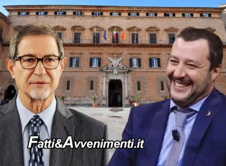 """Sicilia. La Lega entra in giunta con delega ai Beni culturali. Salvini: """"Orgogliosi di questa scelta"""""""