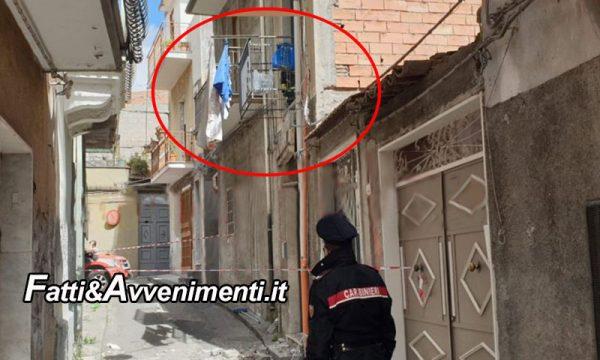 Paternò (CT). Cede un balcone, due donne e un bimbo cadono nel vuoto: interviene l'elisoccorso