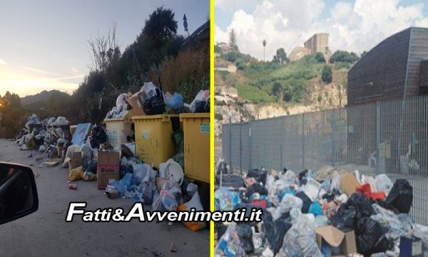 """Sciacca. Centro Destra su rifiuti abbandonati in città e alla Marina: """"Degrado, Comune intervenga"""""""