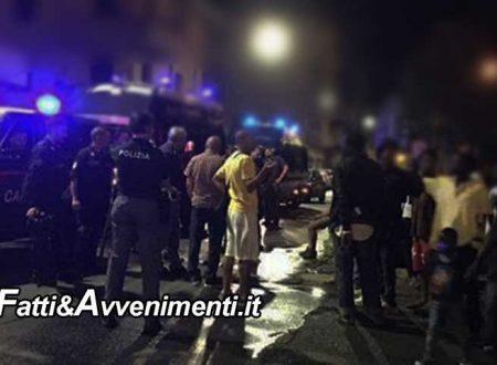 Palermo. 40 coinvolti in rissa a Ballarò a colpi di spranghe e bottiglie: arrestati due gambiani, feriti 6 carabinieri