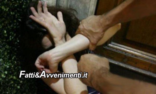 S.Agata militello (ME). Mamma picchiata e maltrattata da anni dal marito e dal figlio: arrestati