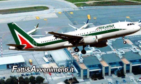 """Sicilia.  Alitalia abbandona l'aeroporto di Trapani Birgi, Airgest: """"E' un delitto!"""""""