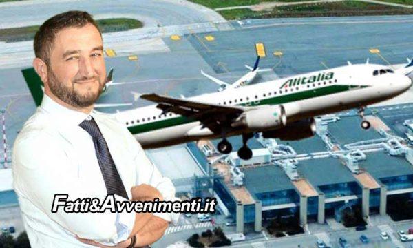 Aeroporto Birgi. Alitalia taglia le rotte del 100% ad altri le raddoppia: vice ministro Cancelleri intervenga