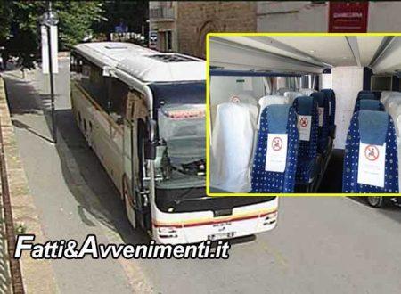 Sicilia. La Sais riprende i collegamenti interregionali in bus con le regole della Fase 2 anti Covid-19