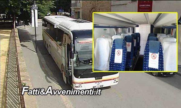 Sicilia. Ordinanza di Musumeci: stop limitazioni nei mezzi di trasporto, tutti i posti potranno essere occupati