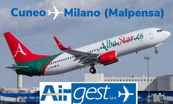 L'aeroporto Trapani Birgi riparte con Albastar: voli per Cuneo e Milano Malpensa a partire da 50 euro