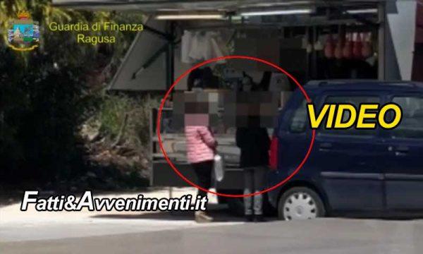 Vittoria (RG). Timbravano il cartellino ed uscivano a fare la spesa: 4 dipendenti dell'Asp sospesi – VIDEO