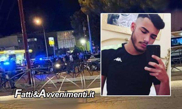 Palermo. Travolto da un'auto nella notte mentre attraversa la strada: perde la vita ragazzo di 17 anni