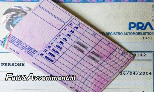 Scadenza patente e revisione auto: nuove date e proroghe in Sicilia, ecco quello che c'è da sapere
