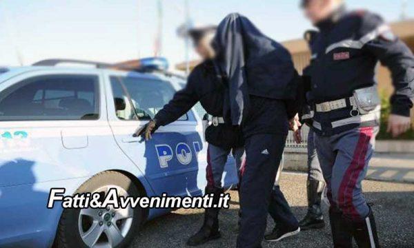 """Palermo. """"Ti faccio fare la fine di Piera Napoli"""": arrestato 46enne violento dopo denuncia compagna"""