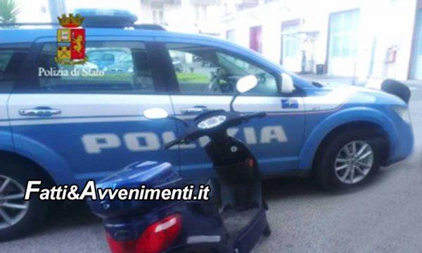 Agrigento. Finto poliziotto in bici fermava auto chiedeva i documenti e rubava i portafogli: arrestato