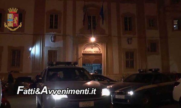 Palermo. Arrestato ex ispettore di polizia: era al servizio dei boss di Brancaccio oltre a 2 misure cautelari
