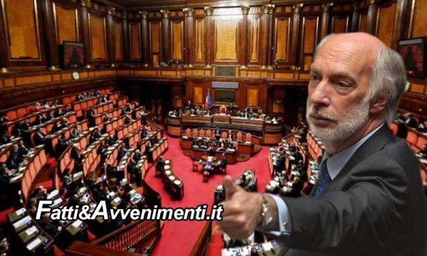 Stop Taglio vitalizi Senato. Commissione annulla la delibera, votano contro solo i senatori della Lega: esulta Paniz