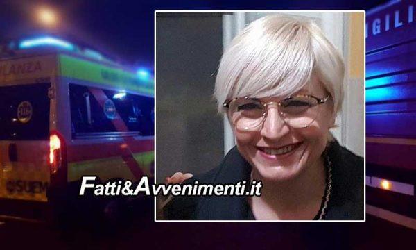 Incidente sulla Palermo-Messina, nel tamponamento tra 2 auto, perde la vita una 51enne: cinque i feriti