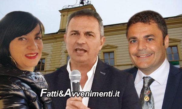 Ribera. Amministrative, Picarella e Sgrò a sostegno del candidato sindaco Francesco Montalbano.