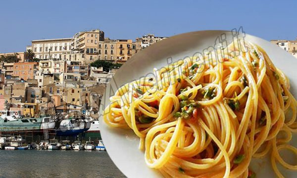 Spaghetti ai ricci di mare – Vera ricetta siciliana