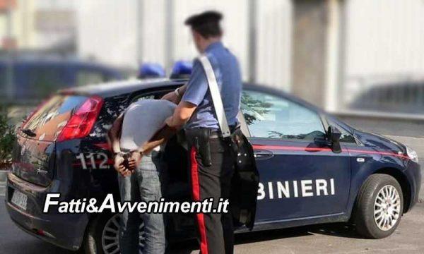 Aragona (AG). Immigrato 22enne ruba un cellulare in pieno centro: arrestato grazie alle telecamere