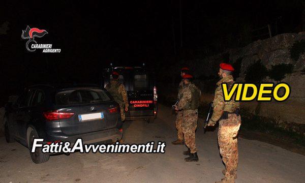 Palma di Montechiaro. Operazione con 50 carabinieri: nove  arresti, disarticolati due clan familiari