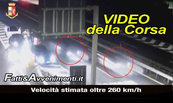 Catania. Corsa clandestina sulla A19: sequestrate 2 BMW, sfiorato incidente mortale