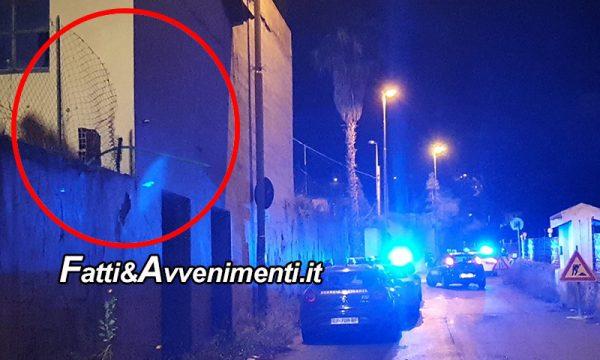 Messina. Migranti in rivolta, in 30 fuggono dall'hotspot: un finanziere ferito da lancio di oggetti