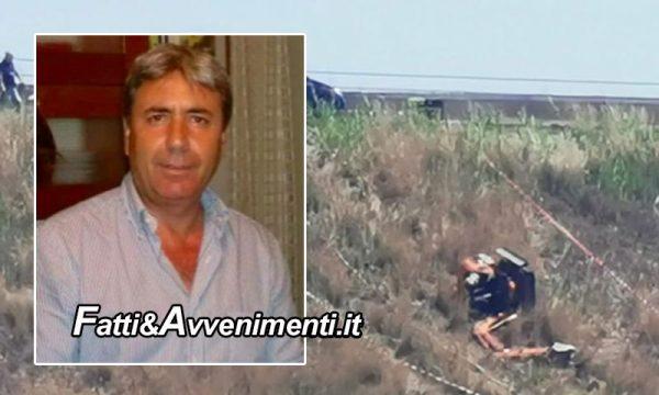 Butera (Cl). Si ribalta l'escavatore e lo travolge: muore operaio 56enne di Favara