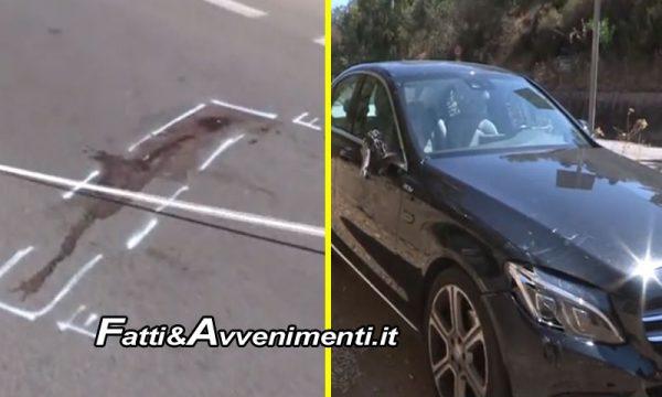 Alcamo. Incidente sulla SS113, ciclista di Partinico travolto da auto: è gravissimo