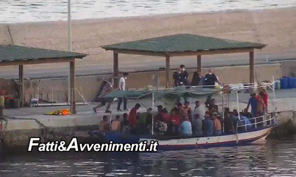 Lampedusa. Arrestati 5 scafisti: con un peschereccio avevano sbarcato clandestini ma sono stati intercettati